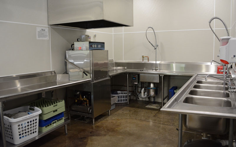 Our rental kitchens are available to the public.